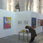 Kunstenlab expositiewanden