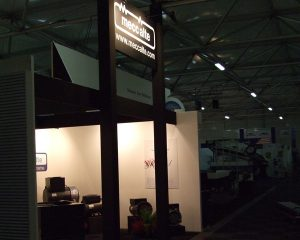 MeccAlte UK stand