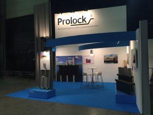 Prolock stand 1